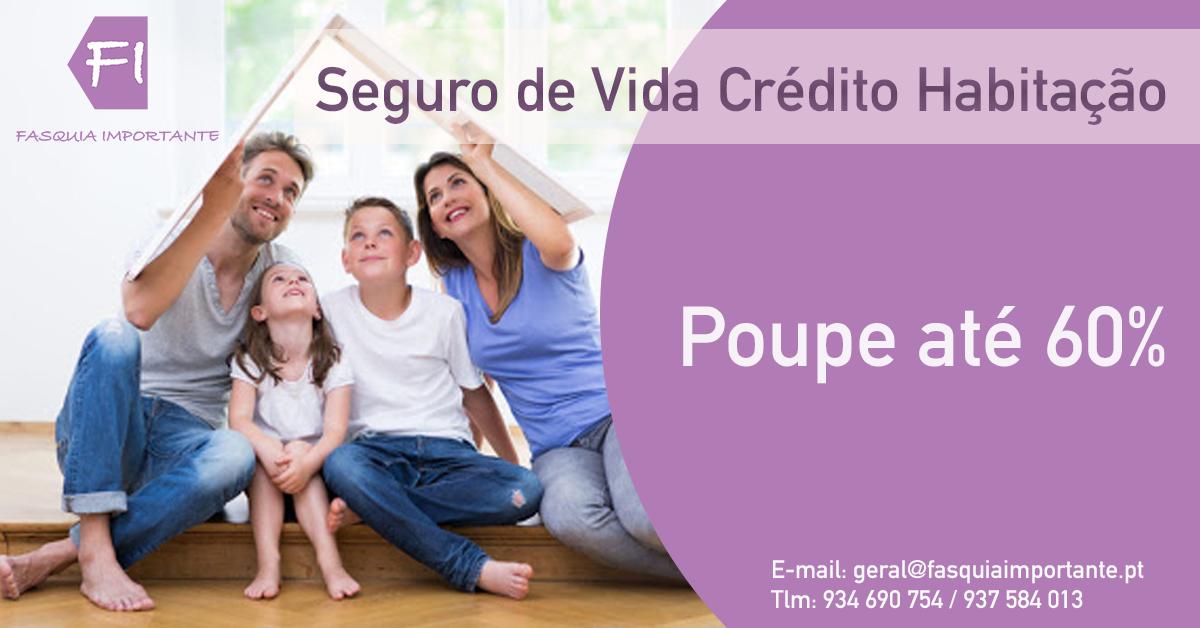 seguro de vida crédito habitação